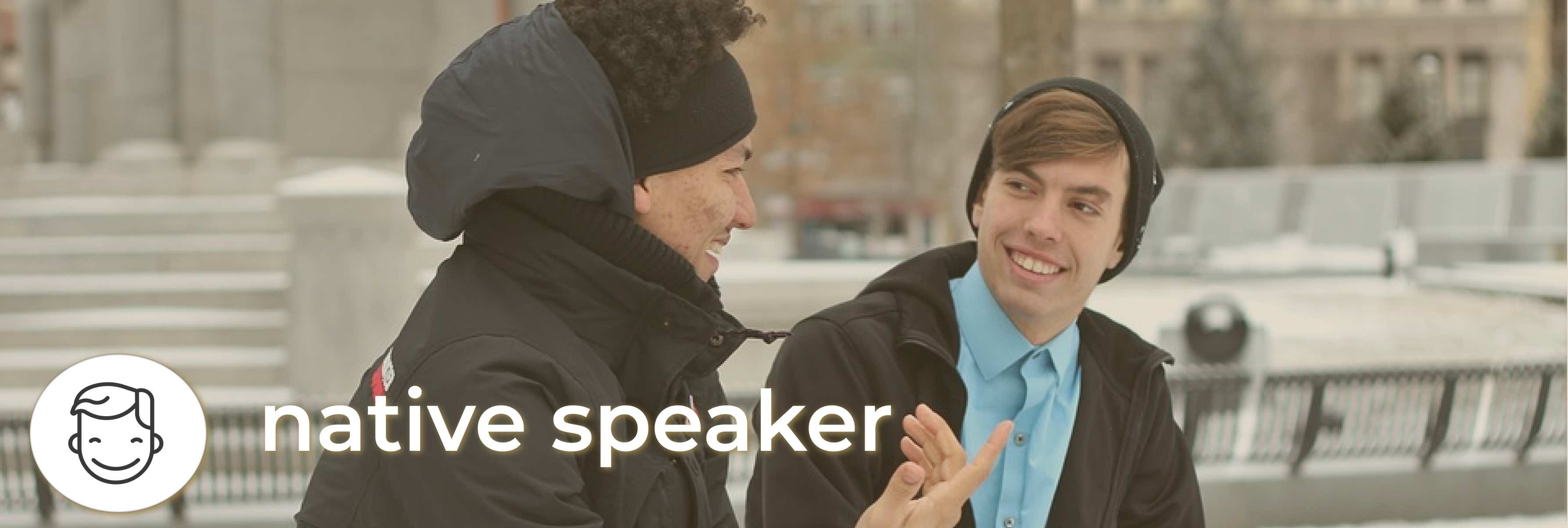 NativeSpeaker.com.pl students talking